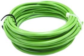 Монтажный провод НВ-4 2,5 мм кв.(зеленый) 10 м