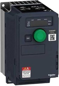 Преобразователь частоты ATV320 компактное исполнение 1.5кВт 500В 3Ф