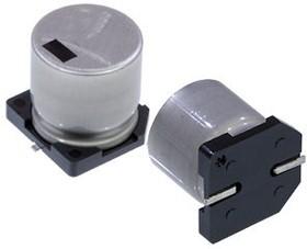 Фото 1/3 EEEFK1V152AM, электролитический конденсатор SMD 1500мкФ, 35В 16x16.5