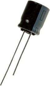 Фото 1/2 ECA1VM331, электролитический конденсатор 330мкФ, 35В, радиальн выв 10x12.5