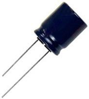 Фото 1/2 EEUED2G330S, электролитический конденсатор 33мкФ, 400В, радиальн выв 16x20