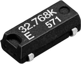 MC-306 32.768KHz, кварцевый резонатор 3.8x8x2.5 SMD4 20ppm 12.5pF