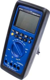 NP15 200E1, Цифровой мультиметр 600mA = Fluke 87 V