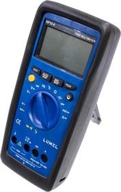 NP10 600E1, цифровой мультиметр (Fluke 15B+)