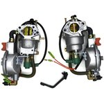 Карбюратор бензин-газ с редуктором (5,0-6,5кВт) 100112