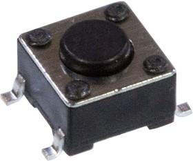 KAN0642-0431B GP (аналог IT-1102W8-160G-G), кнопка тактовая