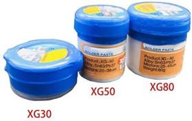 XG-40, паяльная паста Mechanic 35г Sn63Pb37