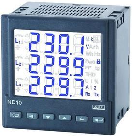 ND20LITE21100E0, Анализатор параметров 3 фазной сети