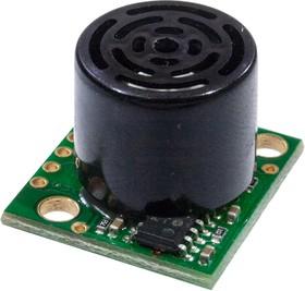 LV-MAXSONAR-EZ0, ультразвуковой сонар для детектирования объектов