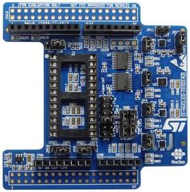 X-NUCLEO-IKS01A2, Плата расширения для NUCLEO на основе датчиков движения и состояния окружающей среды