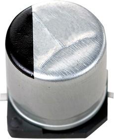 Фото 1/3 EEEFC1V101P, ЧИП электролит.конд. 100мкф 35В 105гр, 10x10.2(G