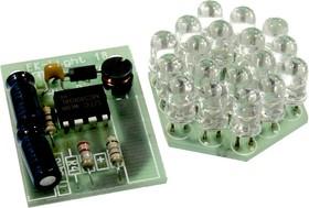 EK-Light18, светодиод.сборка 18св.д + преобр.напр. И стабилизатор тока