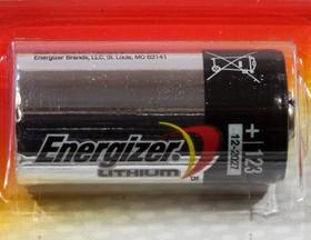 CR 123, батарейка LITHIUM SPECIALITY PHOTO 123 1шт
