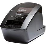 Принтер Brother P-touch QL-720NW стационарный черный [ql720nwr1]