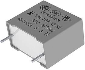 R46KN422000P0M, Film Capacitor Radial X2