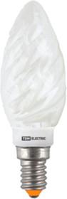 SQ0323-0120, КЛЛ-СT-9 Вт, лампа энергосберегающая 4000К Е14