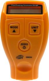 GM200, портативный толщинометр покрытий