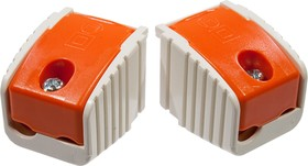OT CABLE CLAMP D-STYLE VS40, кабельный зажим/крышка для драйверов OT FIT CS G2