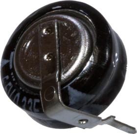 Фото 1/3 EECS0HD334HN, ионистор 0,33Fx5,5V -40+85C серия RG радиальн.выв(Panasonic)