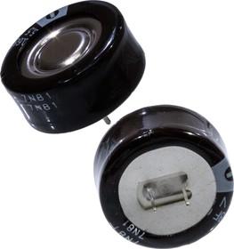 Фото 1/3 EECF5R5H684N, ионистор 0.68Fx5.5V -40+85Cсерия F табл.тип(Panasonic)