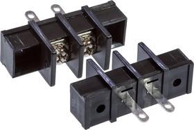 Фото 1/2 DG55H-A-02P-13-00A(H), клеммник 2 конт. шаг 10 мм (аналог X977Y02)