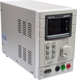 LABPS3005DN, лабораторный программируемый блок питания 0-30В/5А