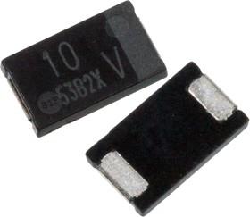 Фото 1/3 EEFCS1V100R, ЧИП электролит.конд. 10мкф 35В -55+105гр 7.3х4.3