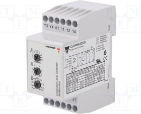 CLD4MT2D230, Модуль: реле контроля уровня; уровень проводящей жидкости; DIN