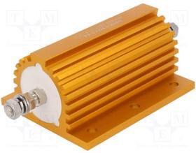 AHP250W-560RF, Резистор проволочный, с радиатором, 560Ом, 250Вт, ±1%, 50ppm/°C