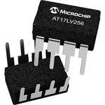 Фото 2/2 AT17LV256-10PU, Микросхема памяти, FPGA конфигурационная Serial EEPROM, 256КБ, [DIP-8]