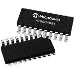 Фото 2/2 AT89S4051-24SU, 8 Bit MCU, 8051 Family AT89S4051 Series Microcontrollers, 24 МГц, 4 КБ, 256 Байт, 20 вывод(-ов)