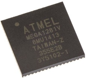 ATMEGA1281V-8MU