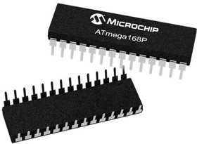Фото 1/2 ATMEGA168P-20AU, 8 BIT MICROCONTROLLER, AVR, 16KB FLASH