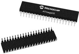 ATMEGA324A-MU, MCU 8-BIT ATMEGA AVR RISC 32KB FLASH