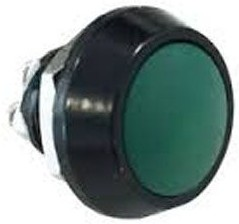 MMP0120/AGNP, annodised blk,green,IP65