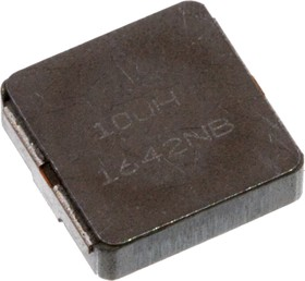 Фото 1/4 IHLP5050CEER100M01, Inductor Power Shielded Wirewound 10uH 20% 100KHz Powdered Iron 7A