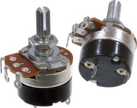 24S1-B1,5K,L20KC, переменный резистор с выкл.1,5кОм