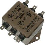 DL-5EB, 5А, Трехфазный сетевой фильтр