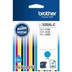 Фото 2/2 LC525XLC, Струйный картридж LC525XLC голубой для DCP-J100, DCP-J105, DCP-J200 (1300 стр)