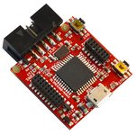 OLIMEXINO-NANO, Программируемый контроллер на базе ATMEGA32U4 (mini Arduino Leonardo)