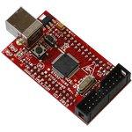 STM32-H405, Отладочная плата на базе STM32F405RGT6 (CORTEX M4, 168МГц, Flash 1024КБ, SRAM 192КБ)