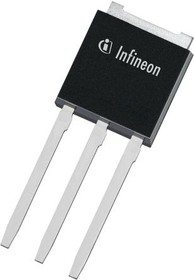 IPU80R1K4P7AKMA1, Trans MOSFET N-CH 800V 4A 3-Pin(3+Tab) TO-251 Tube