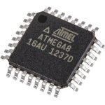 Фото 4/5 ATmega8-16AU, Микроконтроллер 8-Бит, AVR, 16МГц, 8КБ Flash [TQFP-32]