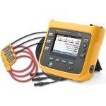 FLUKE 1734/ INTL, Трехфазный регистратор качества электроэнергии