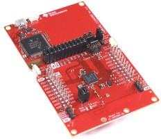 Фото 1/2 LAUNCHXL-CC2640R2, Отладочная плата для оченки возможностей Bluetooth 5 на базе MCU CC2640R2F