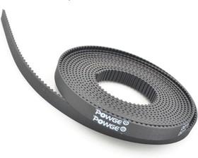 1 Meter T2.5 Open Belt Width 6mm, Зубчатый ремень, шаг 2.5 мм, ширина 6мм