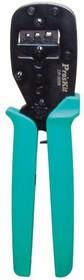 CP-3006FD36 Pro'sKit Клещи для обжима контактов D-SUB и неизолированных клемм