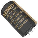 ALF70G162EL400, Электролитический конденсатор, 1600 мкФ, 400 В, ALF70 Series ...