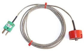 XQ-1467, THERMOCOUPLE TYPE K HD MAGNET 1MTS