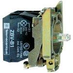 Корпус кнопки 22мм 24V с подсветкой SchE ZB4BW0B31